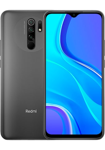 """Xiaomi Smartphone »Redmi 9«, (16,59 cm/6,53 """", 64 GB Speicherplatz, 13 MP Kamera) kaufen"""