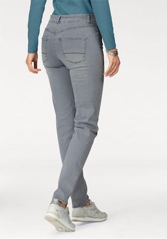 bianca Slim-fit-Jeans »Denver«, mit Schmucksteinen am Tascheneingriff kaufen