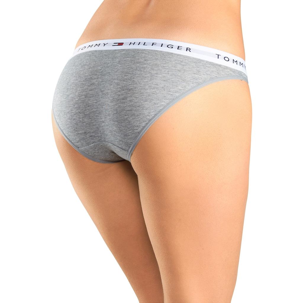 TOMMY HILFIGER Bikinislip »Iconic«, mit breitem Logobündchen