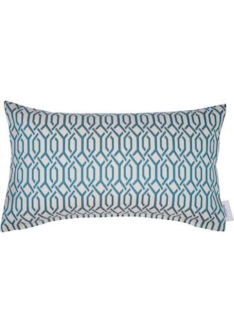 TOM TAILOR Kissenhülle »Plait Pattern«, (1 St.), mit Muster kaufen