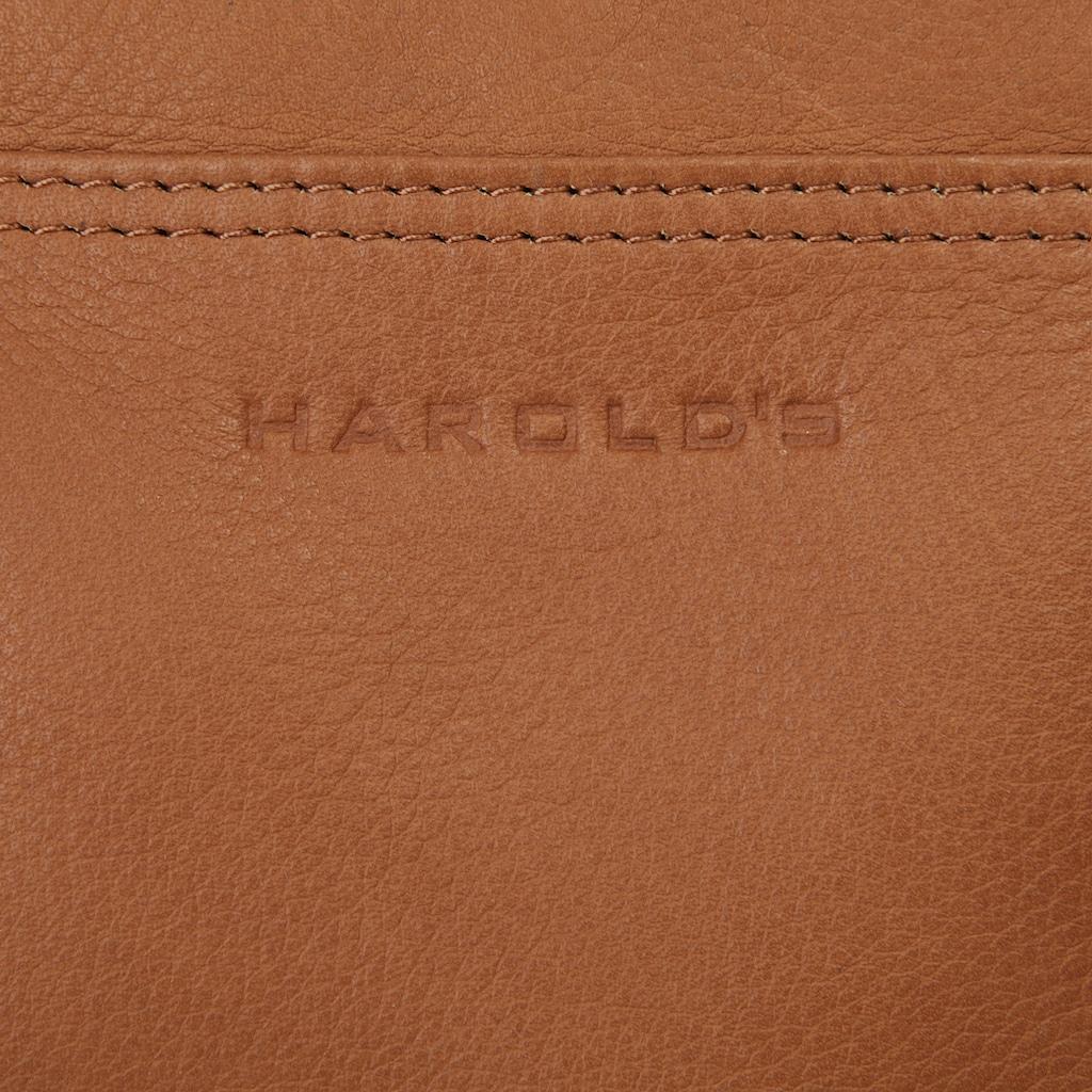 Harold's Umhängetasche »COUNTRY«, vegetabil gegerbt
