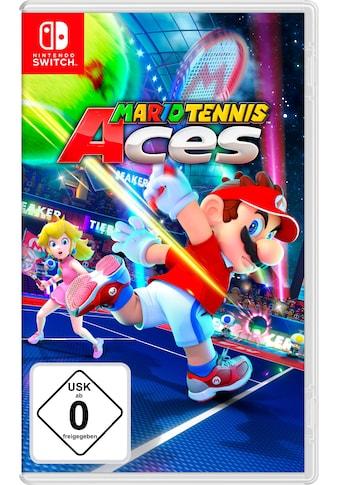 Nintendo Switch Spiel »Mario Tennis Aces«, Nintendo Switch kaufen