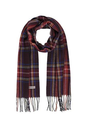 PASSIGATTI Schal, in klassischem Karo kaufen