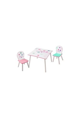 Moose Kindersitzgruppe »moose Kindertisch- und Stuhlset Blu« kaufen