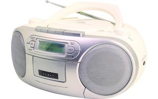 Winx Cd Radio Player Portatile Boombox Smoby