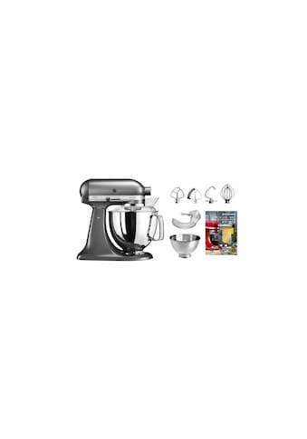 KitchenAid Küchenmaschine »KSM200 Anthrazit« kaufen