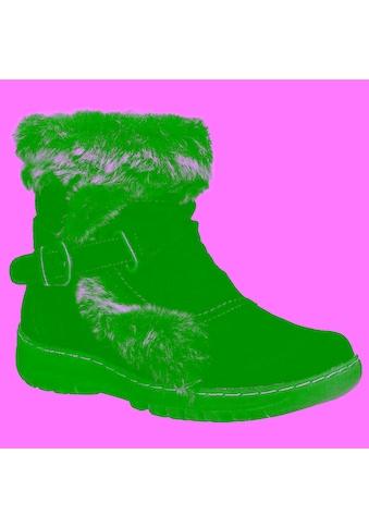 Fleet & Foster Stiefel »Damen Wildleder -  Ginny« kaufen