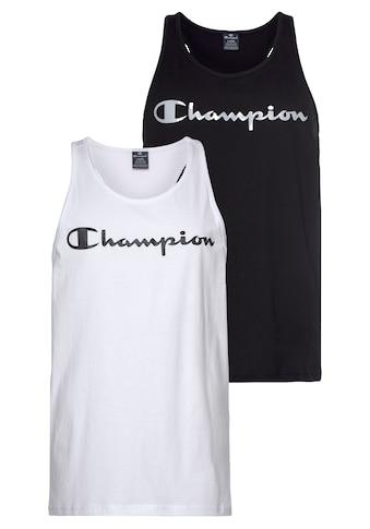 Champion Tanktop »TANK TOP DP« (Packung, 2 tlg.) kaufen