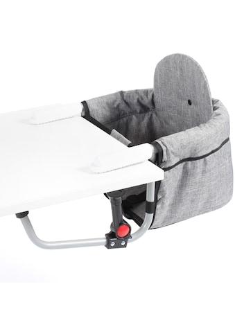 CHIC4BABY Tischsitz »Relax, Jeans Grau« kaufen