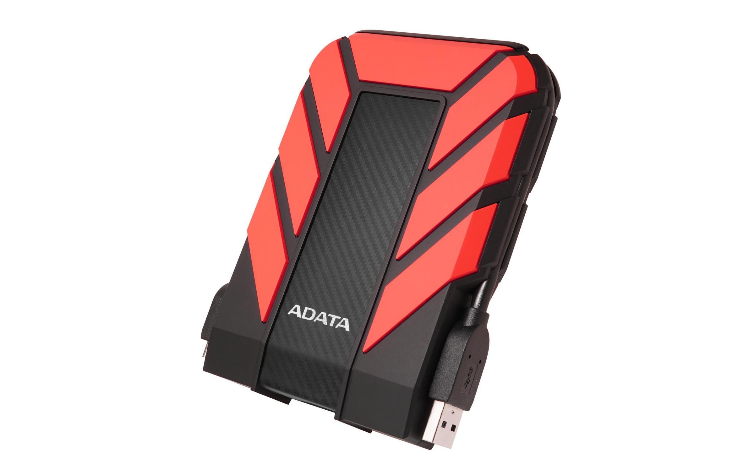 Image of ADATA externe HDD-Festplatte »AHD710P 2 TB Rot«