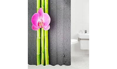 Sanilo Duschvorhang »Asia«, Breite 180 cm kaufen