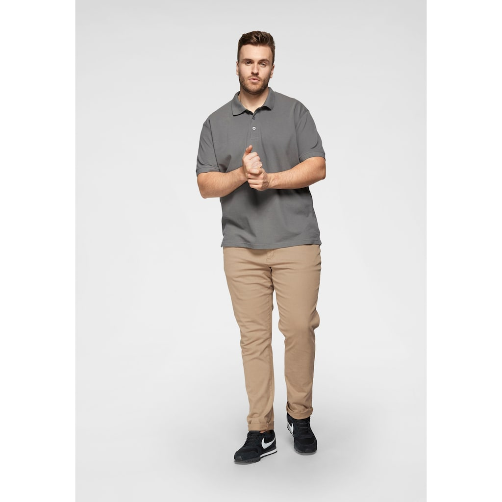 Man's World Poloshirt, Piqué