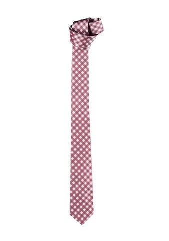 Engbers Krawatte, mit stilvoller Karomusterung kaufen