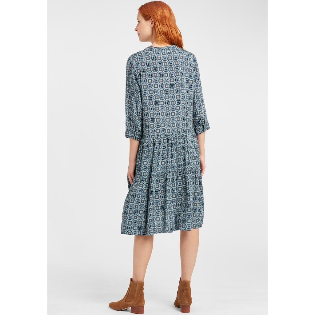 fransa Blusenkleid »FXSUPREP 1«, lockeres Sommerkleid