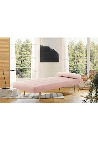 andas Daybett »Agnar«, mit Kissenrolle, in 3 Bezugsstoffen und vielen Farben kaufen