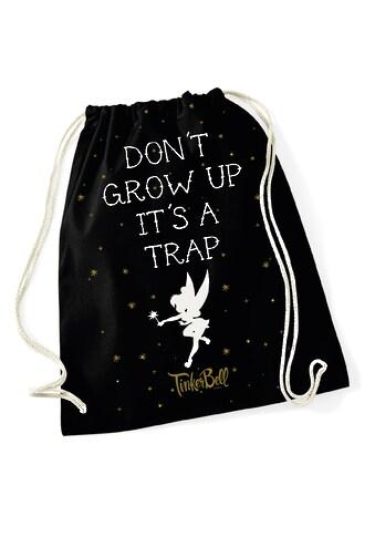 Disney Turnbeutel »Disney Tinkerbell Don´t Grow Up Gym Bag« kaufen