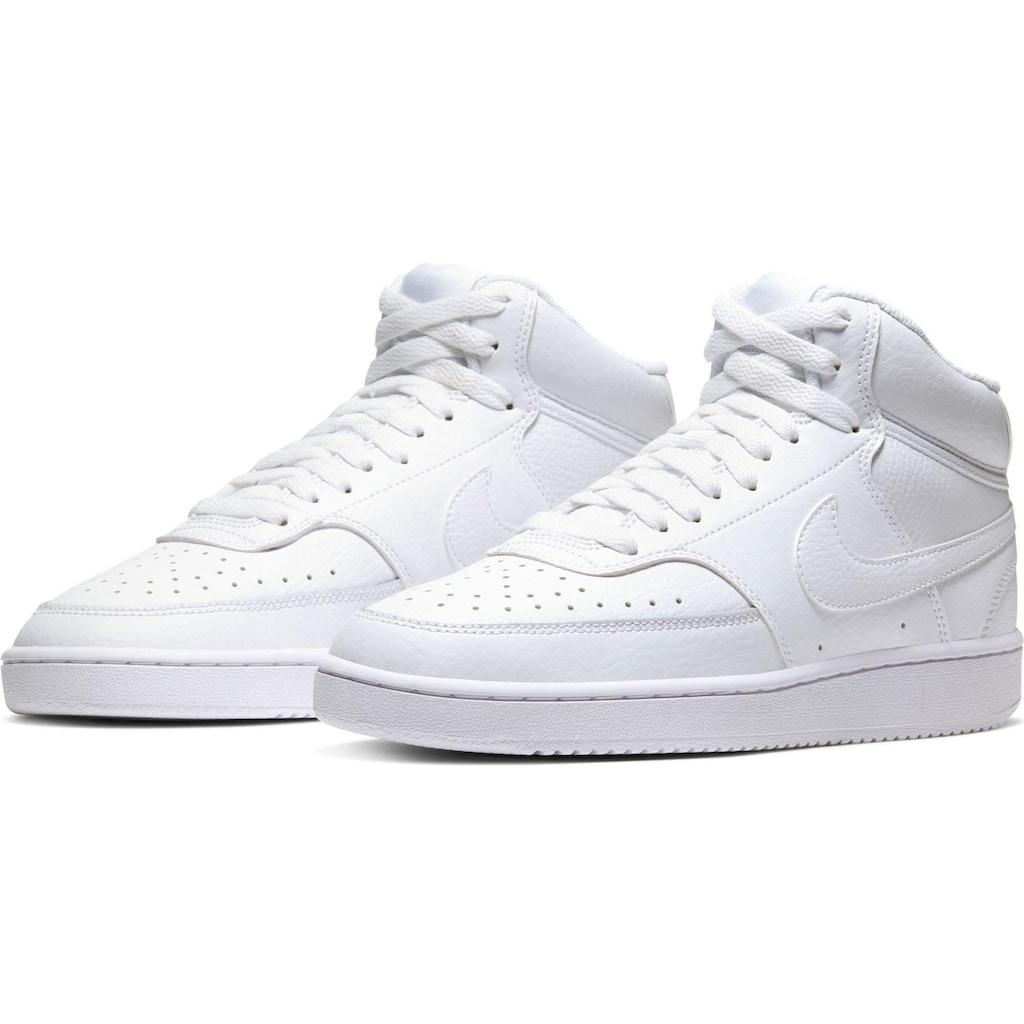 Nike Sportswear Sneaker »Wmns Court Vision Mid«