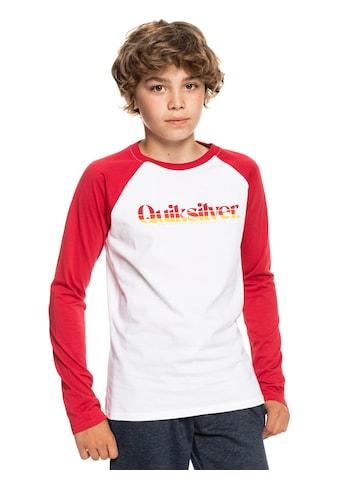 Quiksilver Langarmshirt »Primary Colours« kaufen