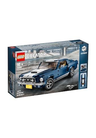 LEGO® Spielbausteine »Creator Ford Mustang«, (1471 St.) kaufen