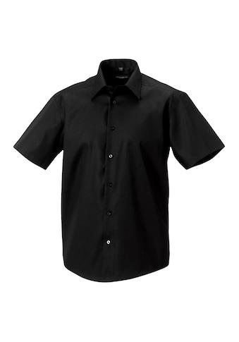Russell Kurzarmhemd »Collection Herren Hemd, Kurzarm, bügelfrei« kaufen