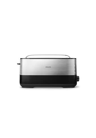 Philips Toaster »Viva Collection HD2692/94«, für 2 Scheiben, 950 W kaufen