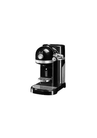 Nespressomaschine, KitchenAid, »Artisan, Schwarz« kaufen