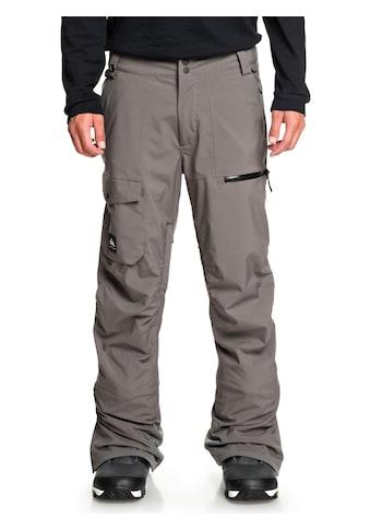 Quiksilver Snowboardhose »Utility« kaufen