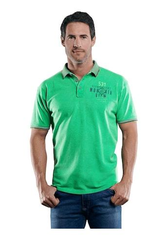 Engbers Poloshirt mit Konrasteffekten kaufen