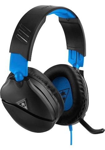 Turtle Beach Gaming-Headset »RECON 70 P für PS5, PS4 Pro und PS4 (Black)« kaufen