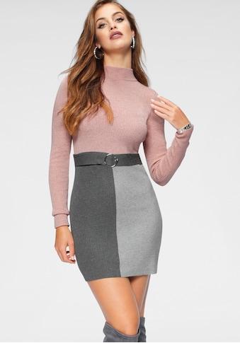Melrose Strickkleid, mit Zierschnalle kaufen