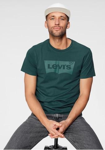 Levi's® T-Shirt »HOUSEMARK GRAPHIC TEE« kaufen