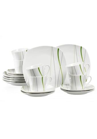 """Ritzenhoff & Breker Kaffeeservice """"GRACE"""" (18 - tlg.), Porzellan kaufen"""