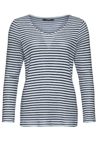 bianca Langarmshirt »ENEA«, aus schönem, strukturiertem Jersey kaufen
