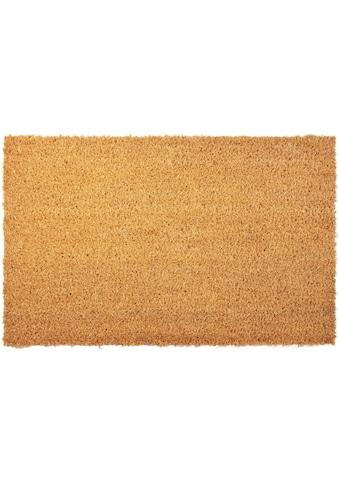 Primaflor-Ideen in Textil Fussmatte »KOKOS«, rechteckig, 17 mm Höhe, Schmutzfangmatte,... kaufen