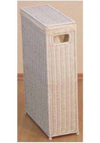 Wäschekorb, (1 St.), für schmale Nischen geeignet, nur 16 cm breit kaufen