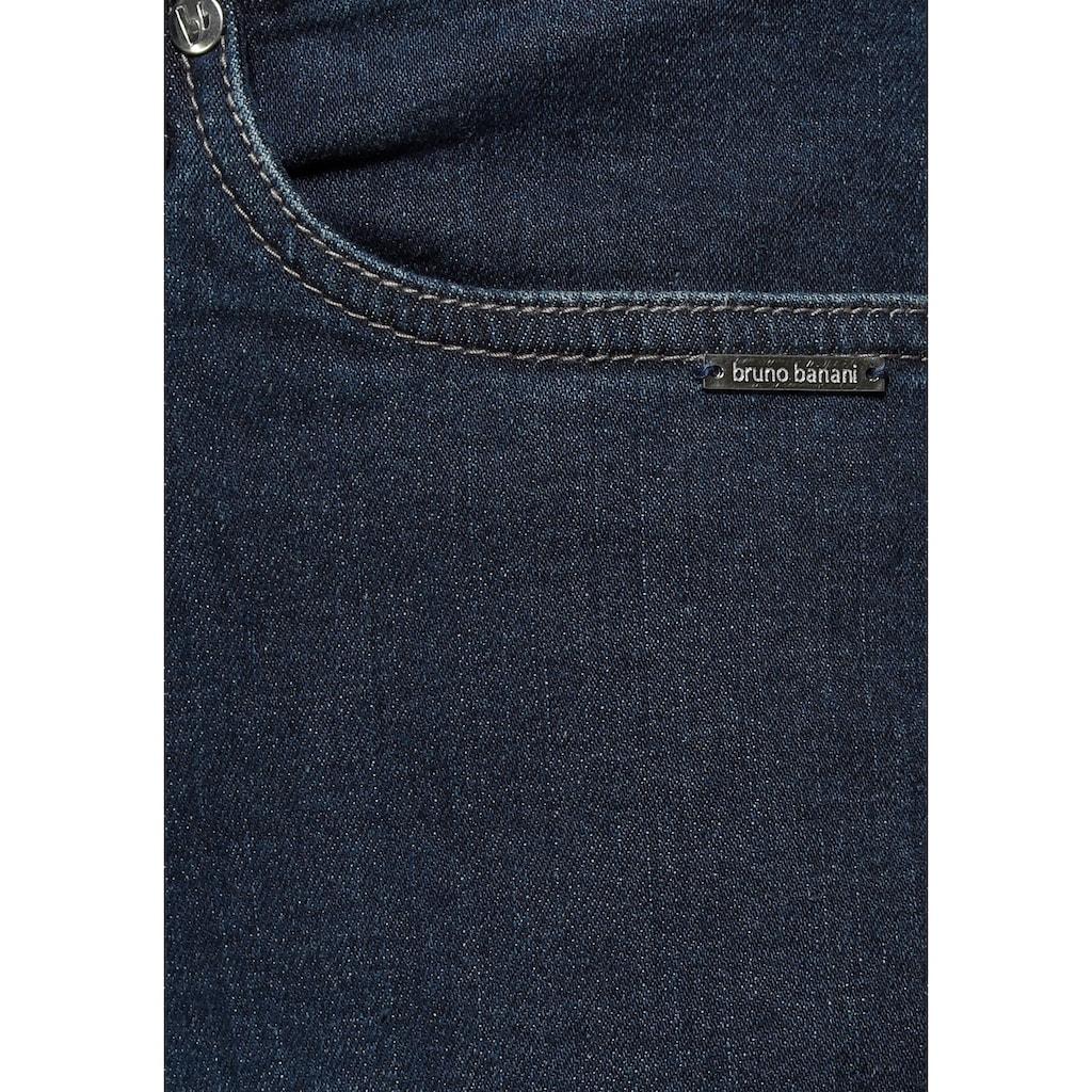Bruno Banani 5-Pocket-Jeans, mit zwei Knöpfen