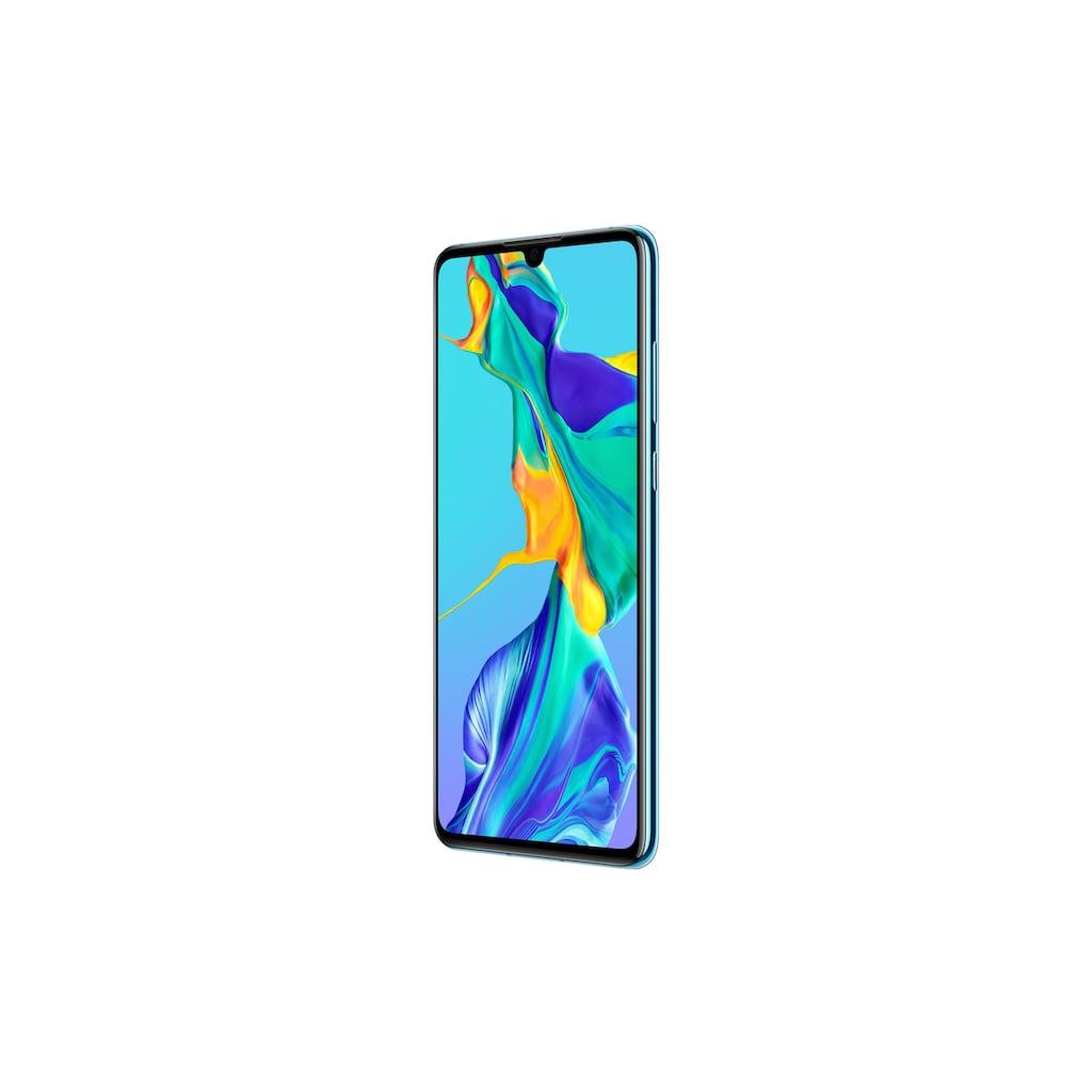 """Huawei Smartphone »P30 Breathing Crystal«, (15,49 cm/6,1 """", 128 GB, 40 MP Kamera)"""