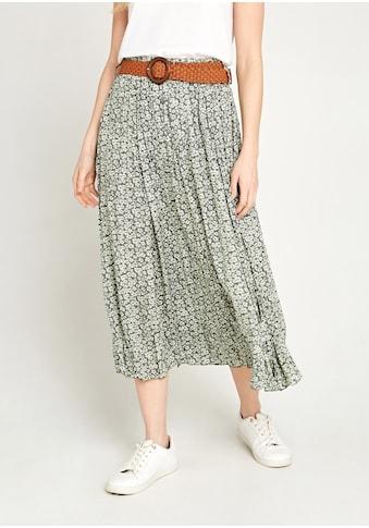 Apricot Sommerrock »Vintage Pebble Daisy Skirt«, mit Blumenmuster kaufen