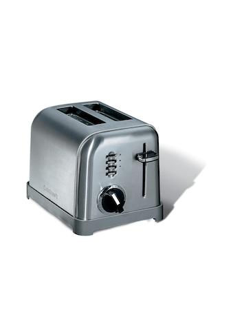 Cuisinart Toaster »American Style«, für 2 Scheiben, 900 W kaufen