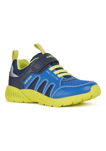 Geox Kids Sneaker »SVETH BOY«, in auffälliger Farbkombination kaufen