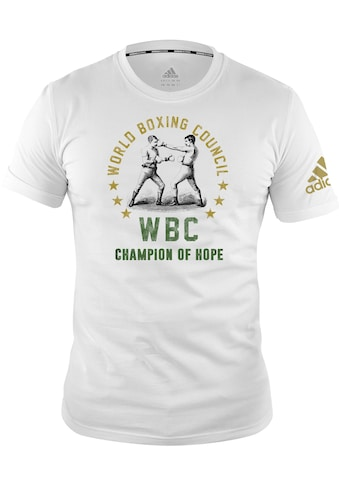 adidas Performance T-Shirt »WBC T-Shirt Champ of Hope« kaufen