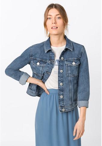 HALLHUBER Jeansjacke »Jeansjacke« kaufen