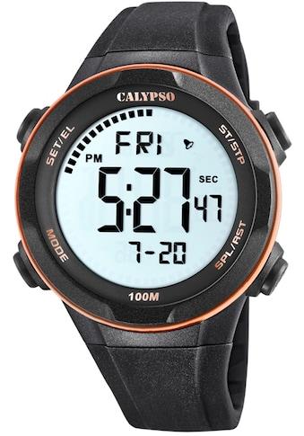 CALYPSO WATCHES Chronograph »Digital For Man, K5780/6« kaufen