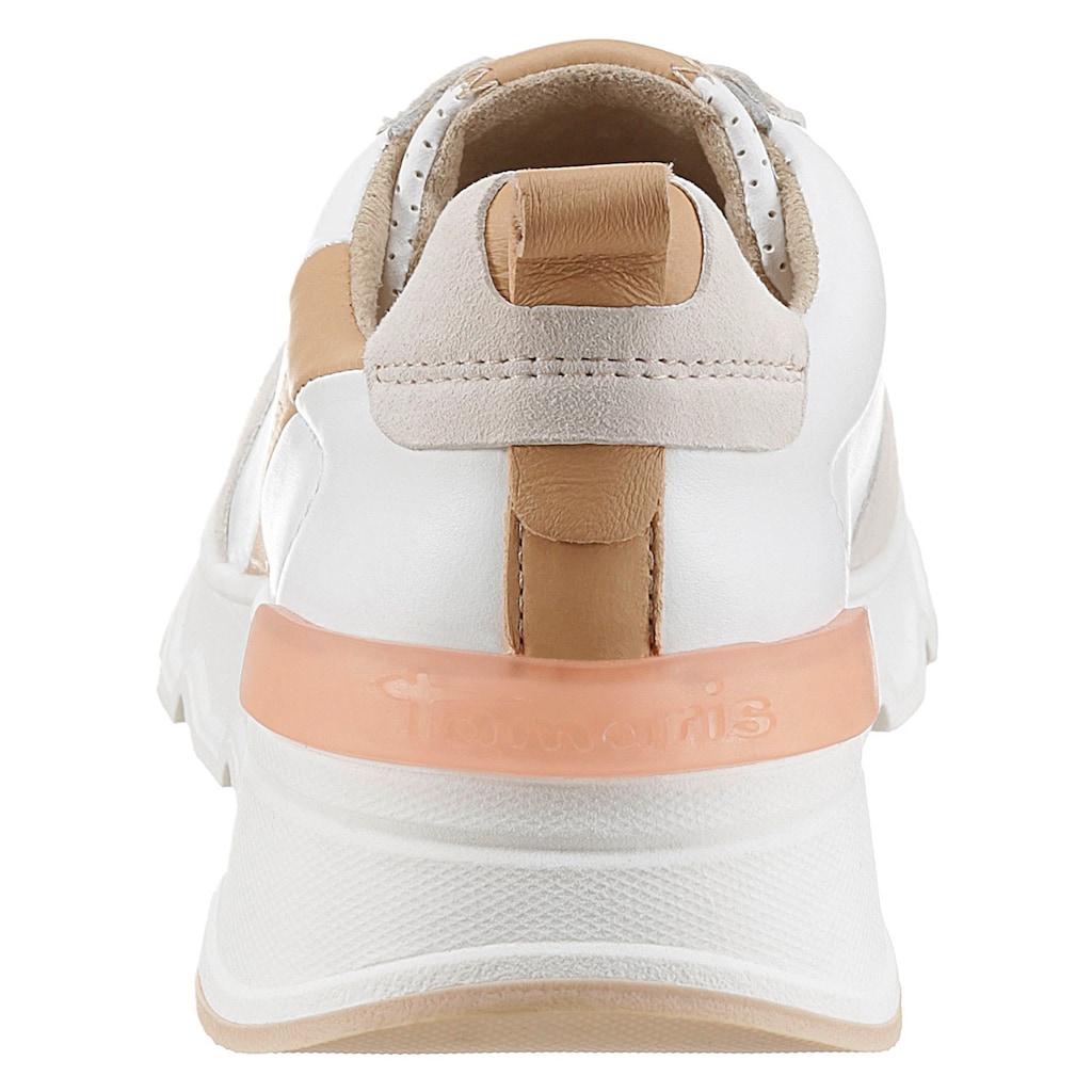 Tamaris Wedgesneaker »SMERALDA«, mit Touch It-Ausstattung