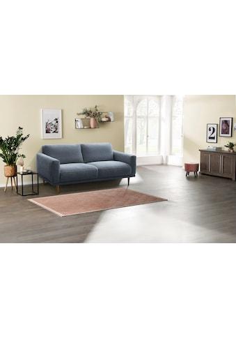 Premium collection by Home affaire 2,5-Sitzer »Loic«, mit massivholz Füssen, auch in... kaufen