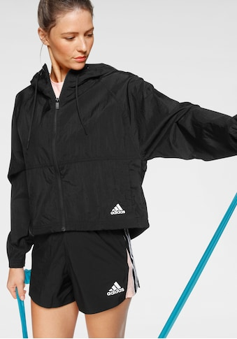adidas Performance Windbreaker »BATCH OF SPORTS WINDBREAKER JACKET« kaufen
