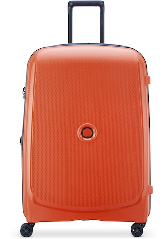 "Delsey Hartschalen - Trolley ""Belmont Plus, 76 cm, orange"", 4 Rollen kaufen"