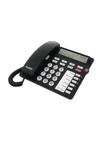 Tiptel Kabelgebundenes Telefon »Ergophone 1300 Schwarz«, ( ) kaufen