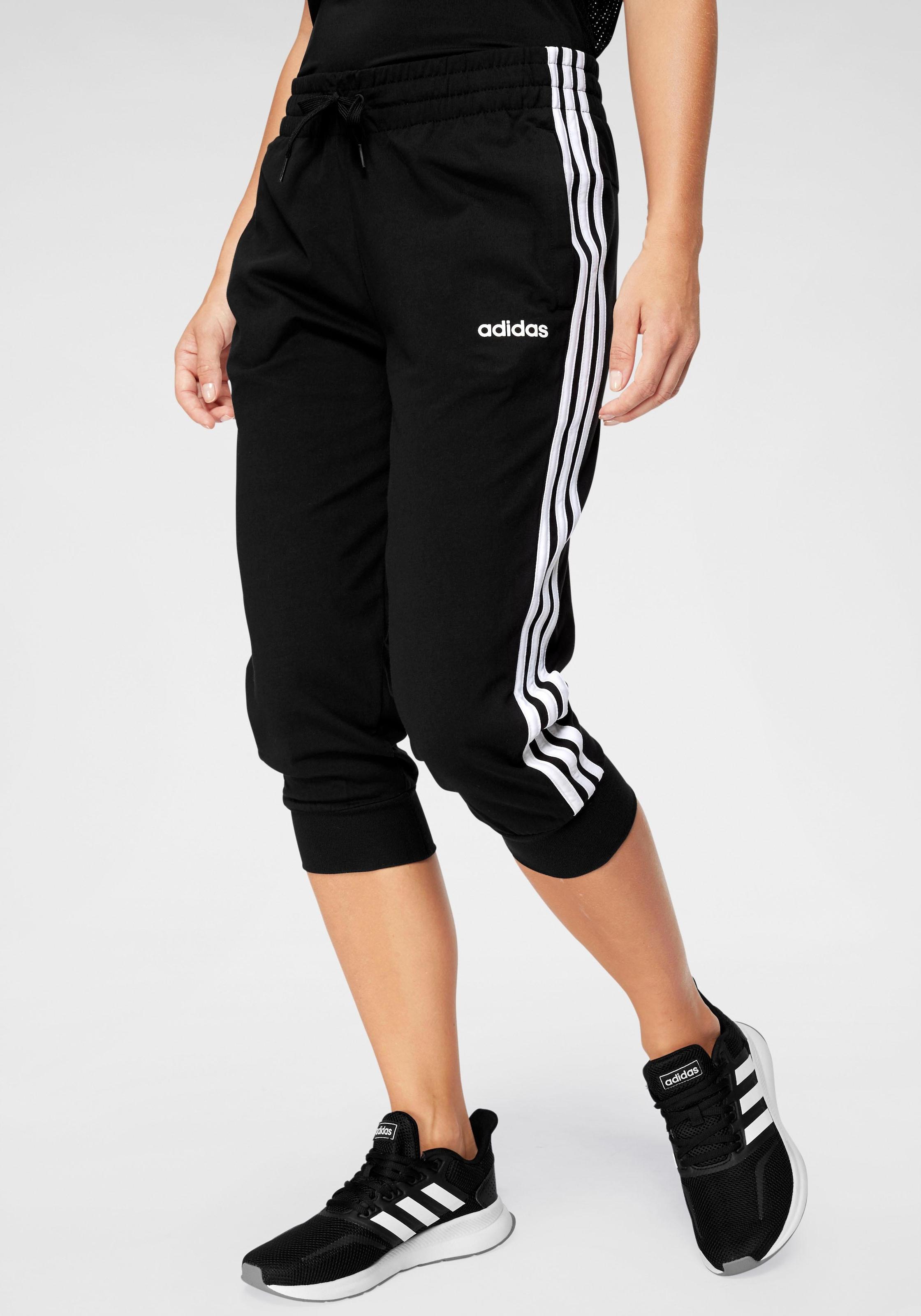 Image of adidas 3/4-Hose »3 STRIPES 3/4 PANT«