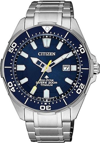 Citizen Taucheruhr »Promaster Marine Eco-Drive Diver 200m, BN0201-88L« kaufen
